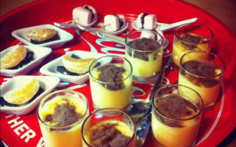Recette crème de citron pas chère et simple > cuisine étudiant