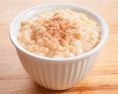 Recette riz au lait à la crème fraîche