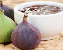 Recette confiture de figues vanillée