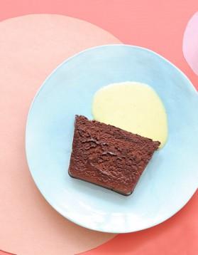 Marquise au chocolat pour 8 personnes