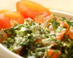 Recette boulghour aux legumes