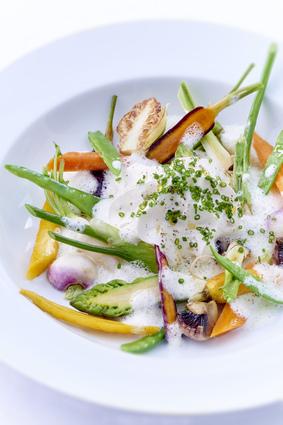 Recette de blanquette de poissons aux l gumes nouveaux facile recette - Legumes faciles a cuisiner ...