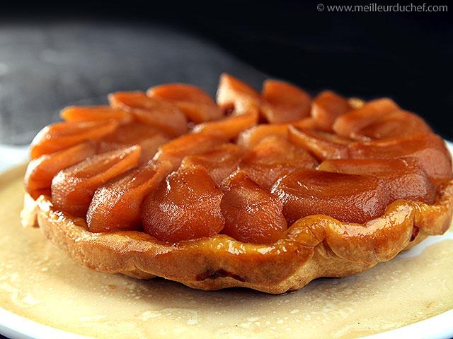 Tarte tatin  recette de cuisine avec photos  gâteau aux pommes ...