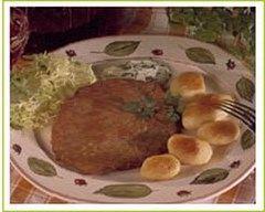 Recette escalopes de veau et pommes sautées sauce béarnaise