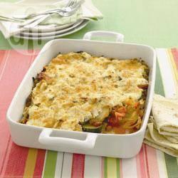 Recette gratin de légumes à la mexicaine – toutes les recettes ...