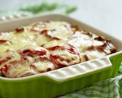 Recette tartiflette aux tomates à la mozzarella