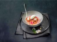 Risotto de légumes d'antan au st môret® ligne & plaisir, à la noix ...
