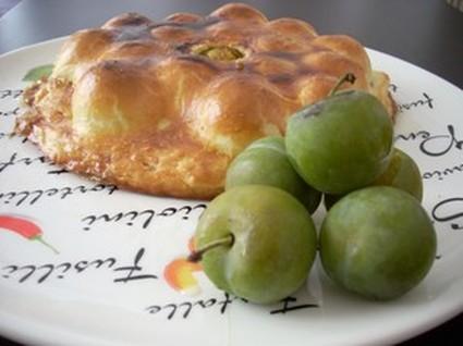 Recette de pâté aux prunes angevin