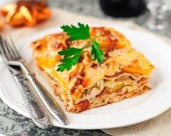 Recette lasagnes express à la dinde