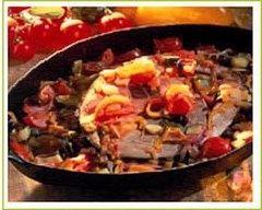 Recette thon à la provençale