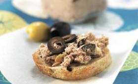 Rillettes de sardines à l'huile d'olive pour 4 personnes