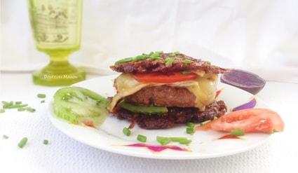 Hamburger maison, recette facile et originale  dernières recettes ...
