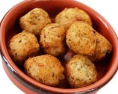 Recette beignets de potiron pimentés