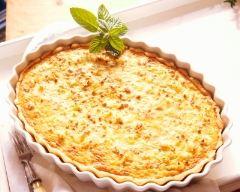 Recette tarte aux 3 fromages