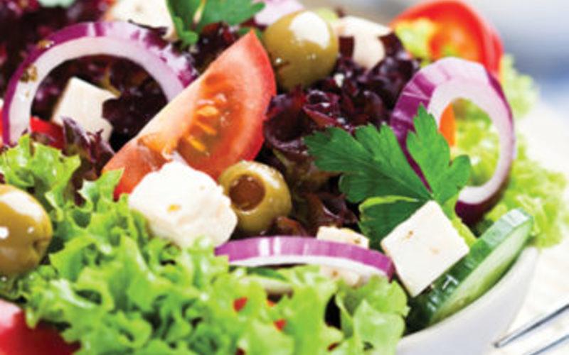 salade de p 226 tes multicolores aux artichauts pour 4 personnes recette