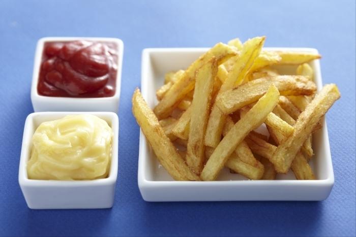 Recette de frites ou pommes allumettes facile et rapide