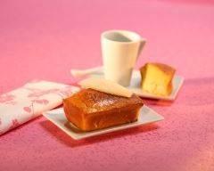 Recette cake aux poires et au gingembre