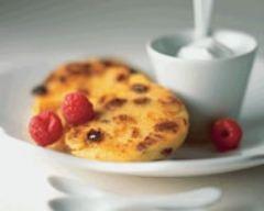 Recette polenta façon pain perdu et chantilly légère