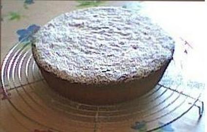 Recette de gâteau chocolat-coco