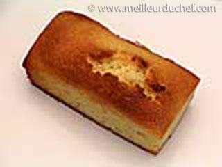 Cake au citron  notre recette illustrée  meilleurduchef.com