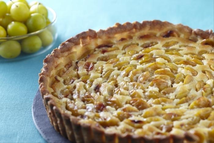 Recette de tarte aux mirabelles facile et rapide