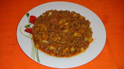Recette de viande hachée façon malgache (kimou)