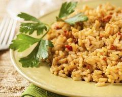 Recette riz à la tomate rapide