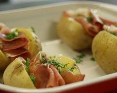 Recette pomme de terre au four