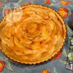 Recette tarte aux poires et au miel – toutes les recettes allrecipes