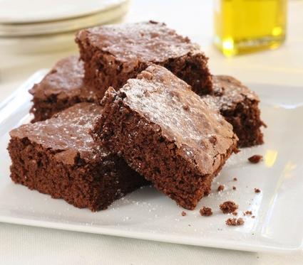Recette de brownies suprêmes à l'huile d'olive extra vierge