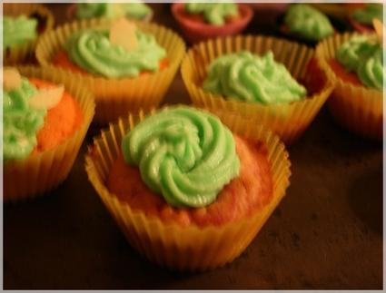 Recette de cupcakes cerise et mascarpone (vorwerk thermomix ...
