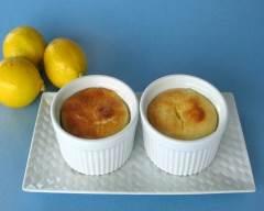 Recette soufflés au citron