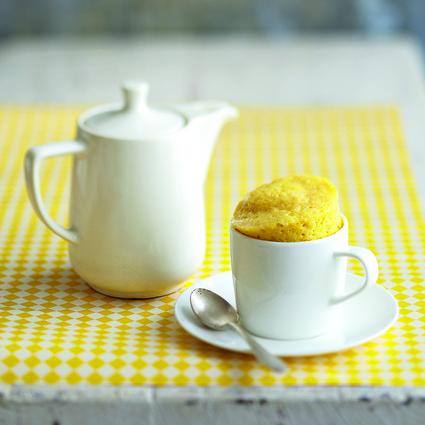 Recette de mug cake citron au sucre pétillant alsa®