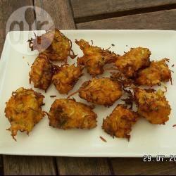 Recette acras de légumes – toutes les recettes allrecipes