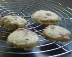 Recette petits biscuits de noël à la cannelle et chocolat blanc