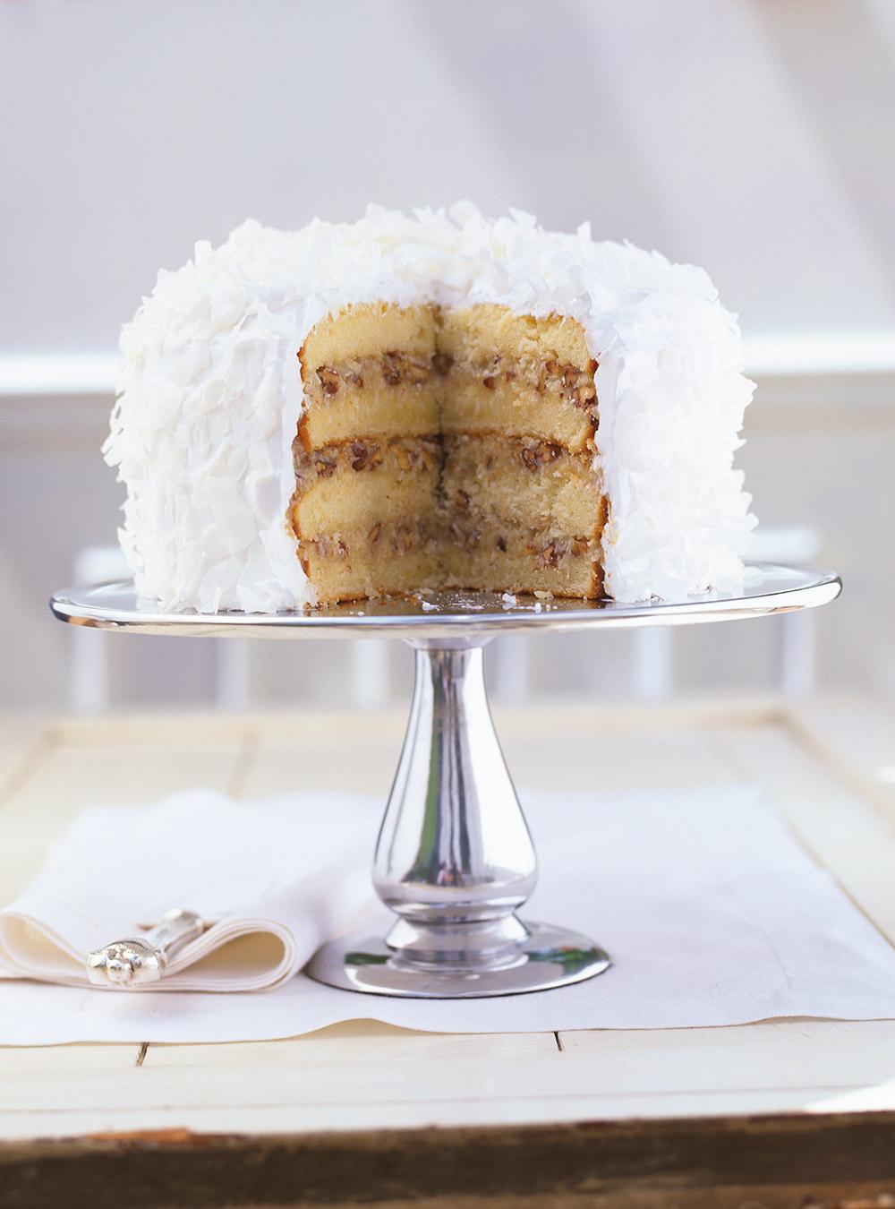Gâteau sublime à la noix de coco | ricardo