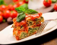 Recette lasagne ricotta épinards