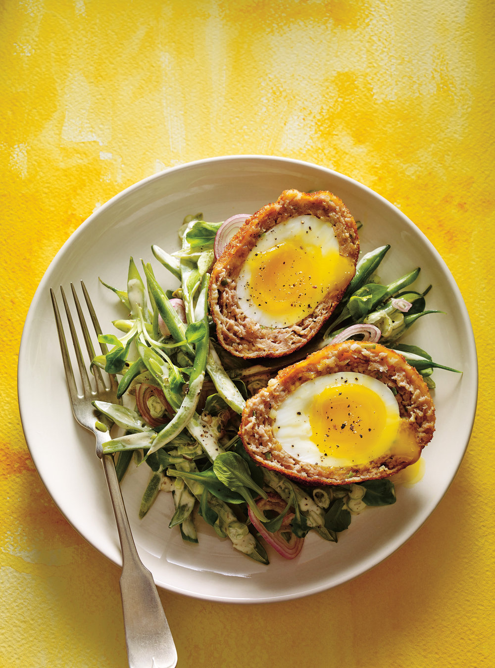 Scotch eggs (oeufs frits à la saucisse) | ricardo