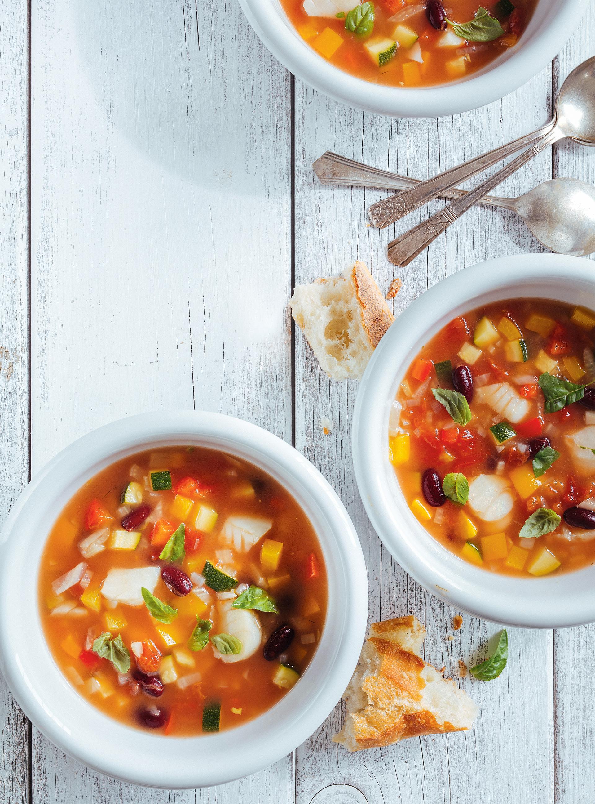 Soupe de poisson et de fenouil | ricardo