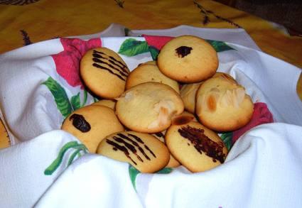 Recette de petits gâteaux coco-amandes