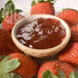 Recette confiture de fraise facile – toutes les recettes allrecipes