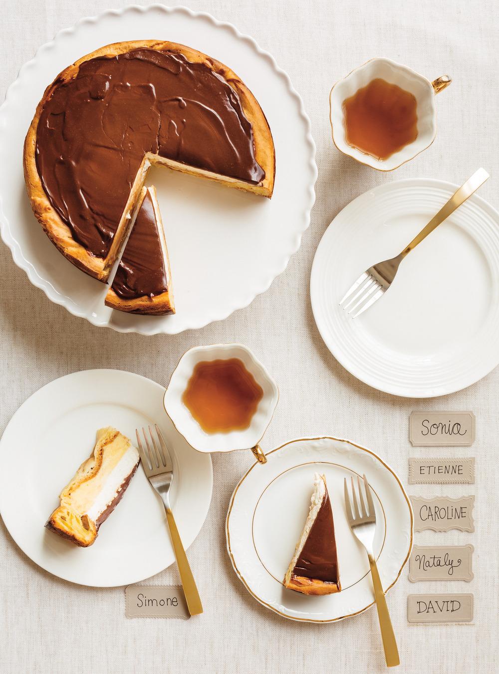 Éclair géant au chocolat à partager | ricardo