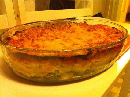Recette de lasagnes épinard saumon ricotta