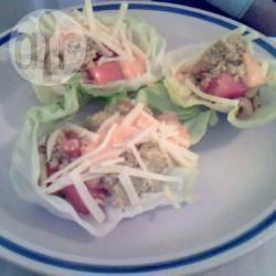 Recette petits paquets de légumes en salade – toutes les recettes ...