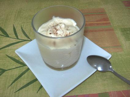 Recette de mousse à la vanille