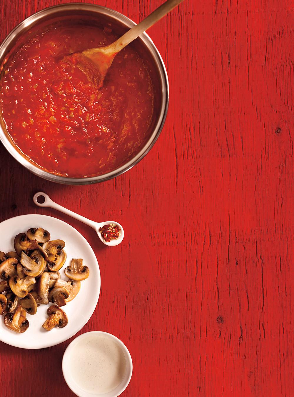 Sauce tomate de base | ricardo