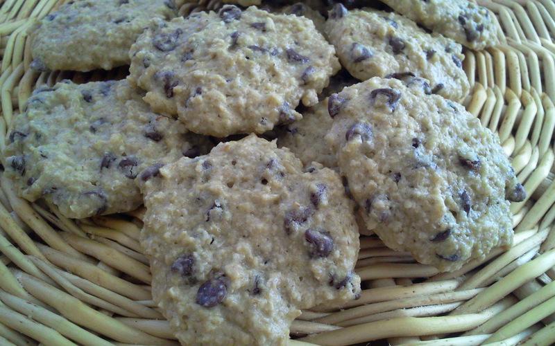 Recette cookies aux flocons d'avoine pas chère > cuisine étudiant