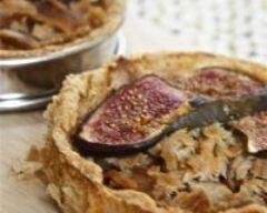 Tartelettes de thon fumé et figues | cuisine az