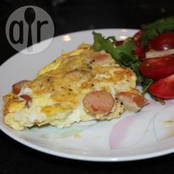 Recette omelette aux saucisses – toutes les recettes allrecipes