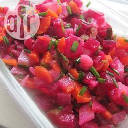 Recette salade russe betteraves et pommes de terre – toutes les ...
